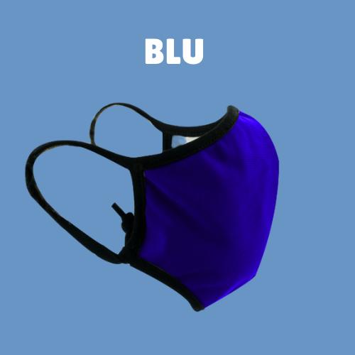 Mascherina BeFree Blu