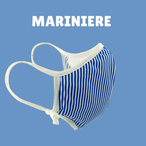 Mascherina BeFree Mariniere