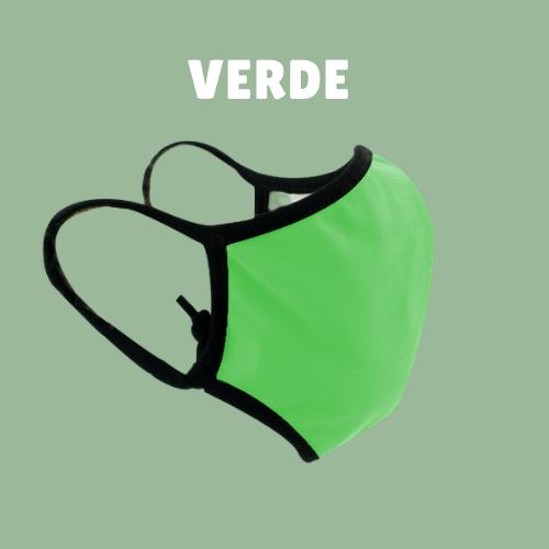 Mascherina BeFree Verde