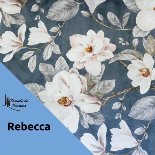 Tovaglia antimacchia decoro Rebecca